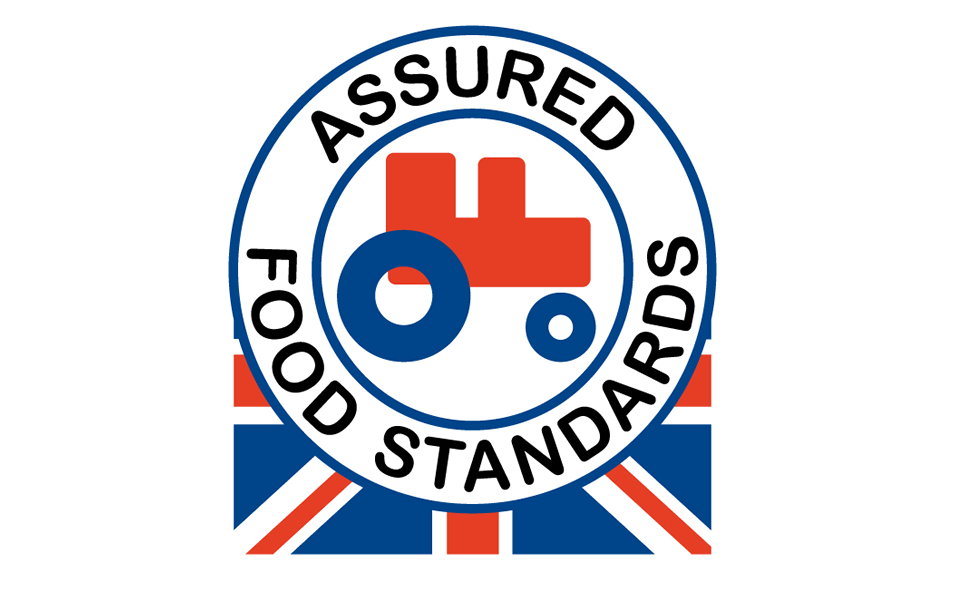 Red Tractor audit
